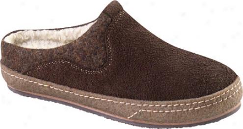 Acorn Transit Mule (women's) - Java Combo Wool