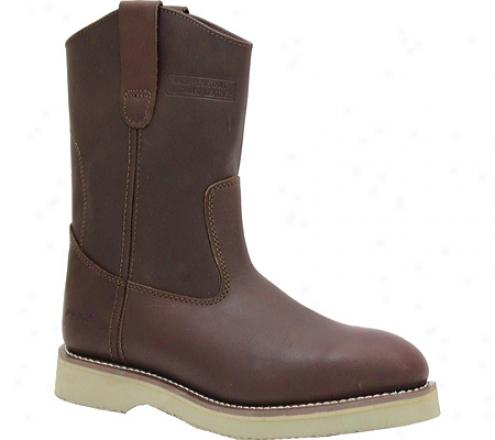 """""""adtec 1310 Wellington Boots 10"""""""" (men's) - Redwood"""""""
