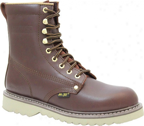 """adtec 1311 Produce Boots 8"""" (men's) - Redwood"""