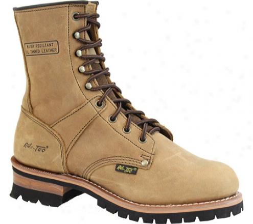 """adtec 1427 Logger Boots 9"""" (men's) - Brown"""