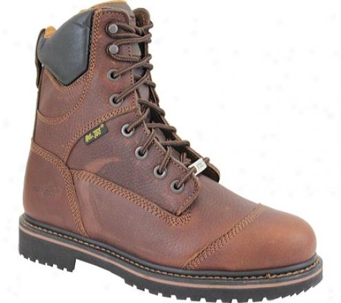"""""""adtec 9184 Work Boots 8"""""""" Steel Toe (men's) - Brown"""""""