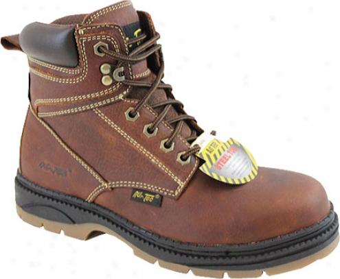 Adtec 9426 Steel Toe Work Boot (men's) - Reddish Brown