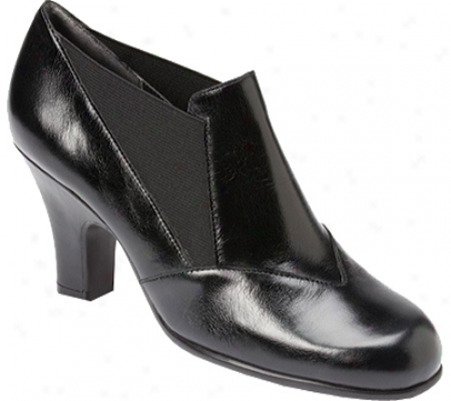 Aerosoles Besotted (women's) - Black Leather
