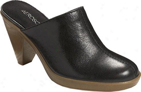 Aerosoles Blind Date (women's) - Black Leather
