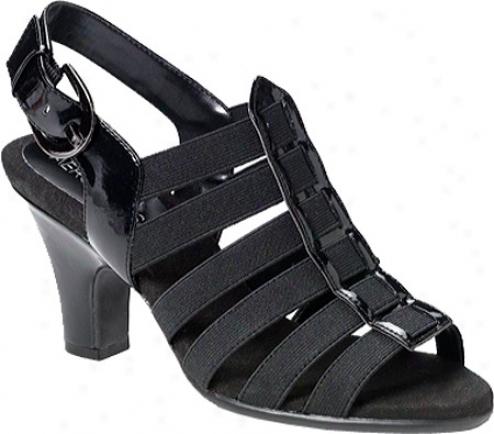 Aerosoles Gin Rickey (women's) - Black Fabric