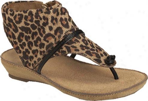 Aeerosoles Intriguing (women's) - Leopard Tan