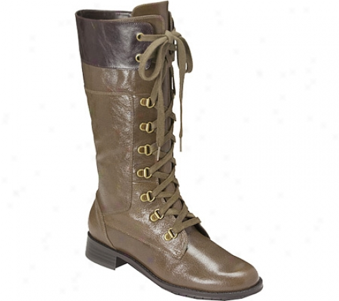 Aerosoles Joyride (women's) - Mid Brown Combo