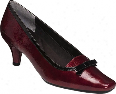 Aerosoles Melodious Cheers (women's) - Dark Red Open