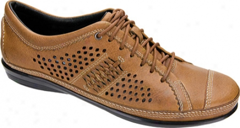 Aetres Diana Lace Up (women's) -  Tan Leather