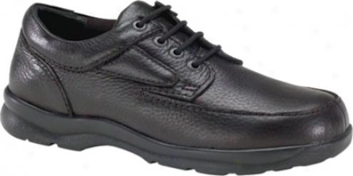 Aetrex Y900 Ariya Casual Wallker Moc Toe (men's) - Blck
