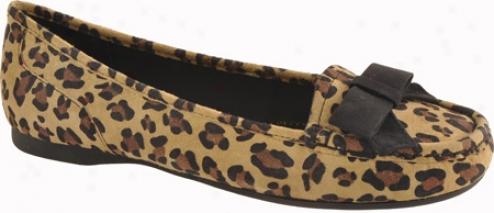 Ak Anne Klein Krantz (women's) - Black Multi Leopard