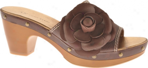Ak Anne Klein Rosemarie (women's) - Brown Snythetic