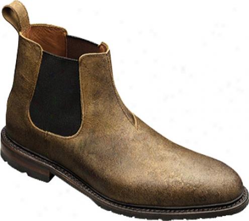 Allen-edmonds Ashbury (men's) - Teak Distressed Leather