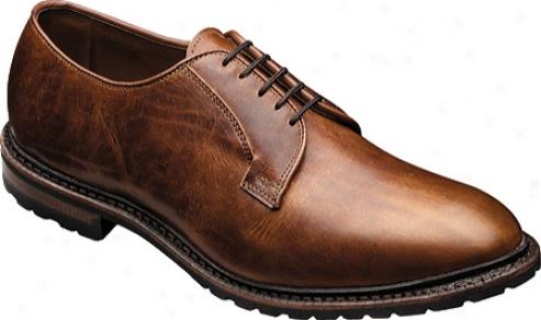 Allen-edmonds Black Hills (men's) - Walnut Sardle Waxy Leather