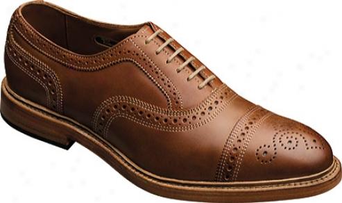 Allen-edmonds Elgin (men's) - Tan Load Waxy Leather