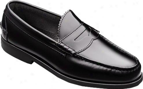 Allen-edmonds Kenwood (men's) - Black Gentry Leather