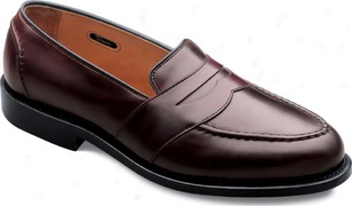Allen-edmonds Randolph - Cordovan Leather (men's) - Burgundy Snell Cordovan