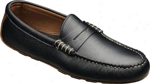 Allen-edmonds Winthrop (men's) - Navy Particle Leather