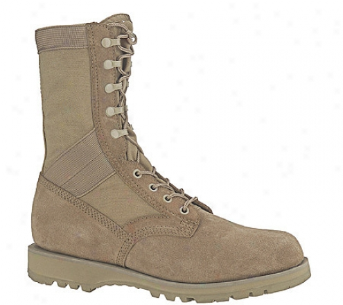Altama Footwear Desert Sahraa Boot (men's) - Tan Suede
