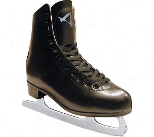 American 554 Leather Lined Figure Skate (men's) - Black
