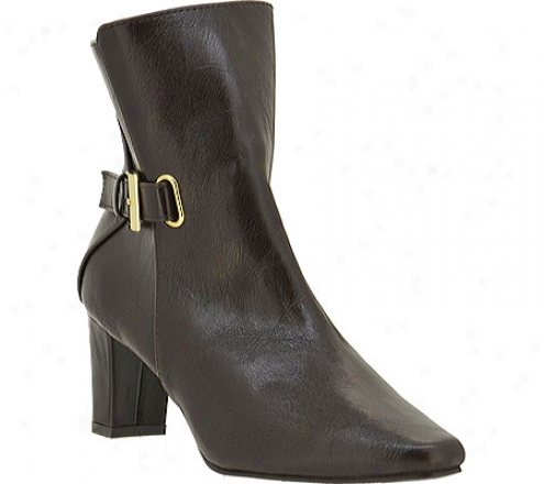 Annie Elite (women's) - Brown Antiquee