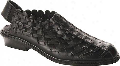 Annie Lexi (women's) - Black Leather