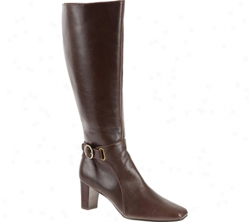 Annie Melissa (women's) - Brown