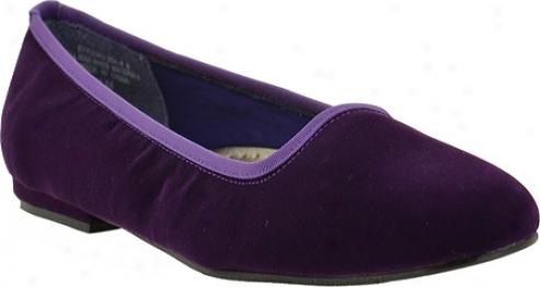 Annie Tux (women's) - Purple Velvet/purple Grosgreen