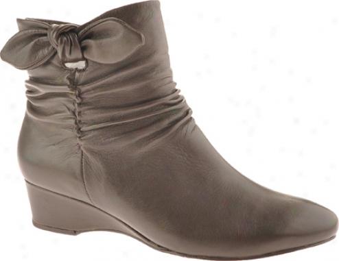 Antia Shoes Cindy (women's) - Mocha Sheep Nappa