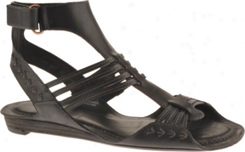 Antia Shoes Isadora (women's) - Black Soft Calf