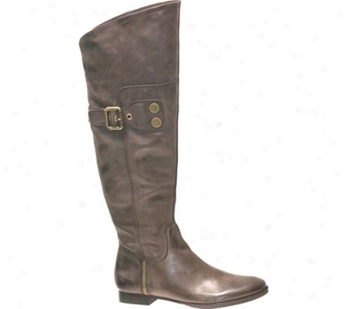 Apepazza Cagliari (women's) - Dark Brown Leather