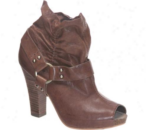 Apepazza Quarzo (women's) - Brown Leather