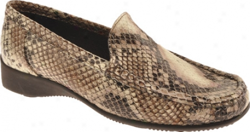 Ara Ann 50145 (women's) - Tan Snake Print