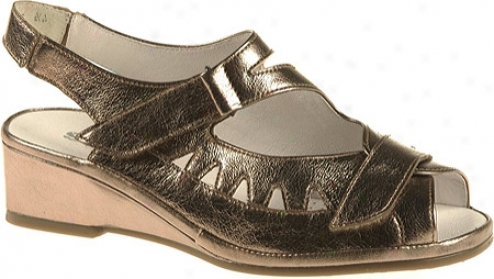 Ara Padma 36808 (women's) - Copper Metallic Leather