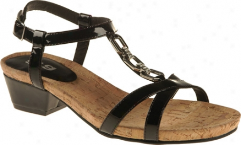 Ara Pescara 37316 (women's) - Black Patentt Leather
