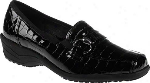 Ara Rita 41172 (women's) - Black Croco