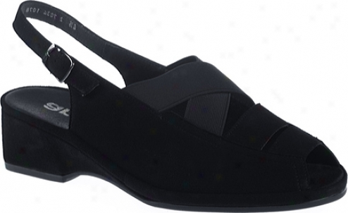Ara Rumor 37034 (women's) - Black Suede