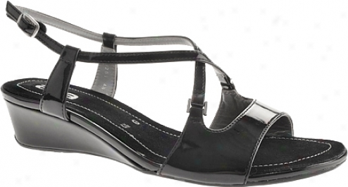 Ara Sirmione 34127 (women's) - Black Patent Leather