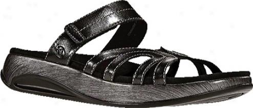 Aravon Remy (women's) - Black Leather