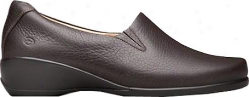 Aravon Tia (women's) - Concealment Brown Leather