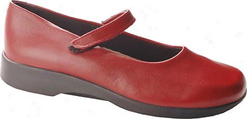 Arcopedico Scala (women's) - Red