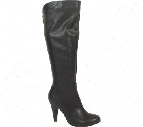 Ardiente No Shame (women's) - Chocolate Faux Leather