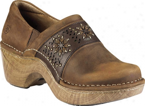 Ariat Bella (women's) - Brown Oiled Nubuck