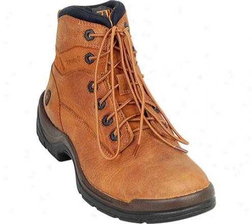 """""""ariat Flexpro 6"""""""" Composite Toe (men's) - Desert Brown Full Grain Leather"""""""