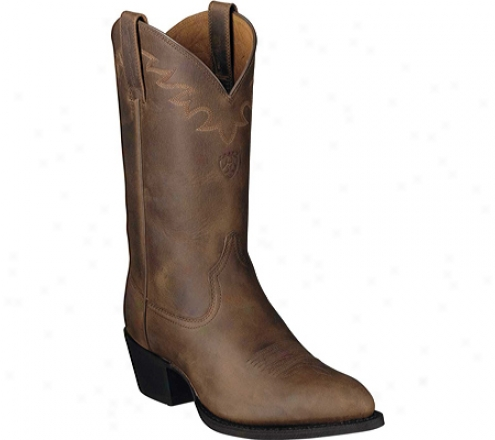 Ariat Sedona (men's) - Distressed Brown Full Grain Leather