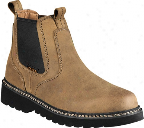 Ariat Warthog (men's) - Dusted Brown Full Grain Leather