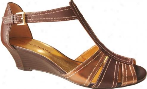 ArturoC hiang Belinda (women 's) - Dark Cocoa/summer Bronze Vachetta