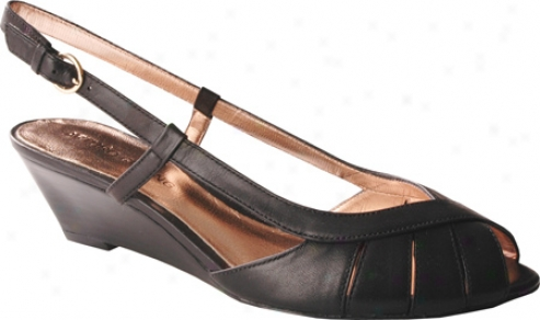 Arruro Chiang Betty (women's) - Black Vechetta