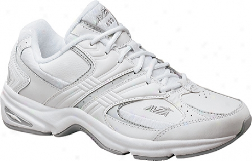 Avia A333w (women's) - White/chrome Silver