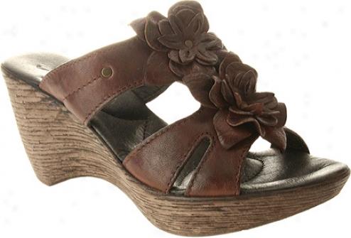 Azura Linena (women's) - Brown Leather